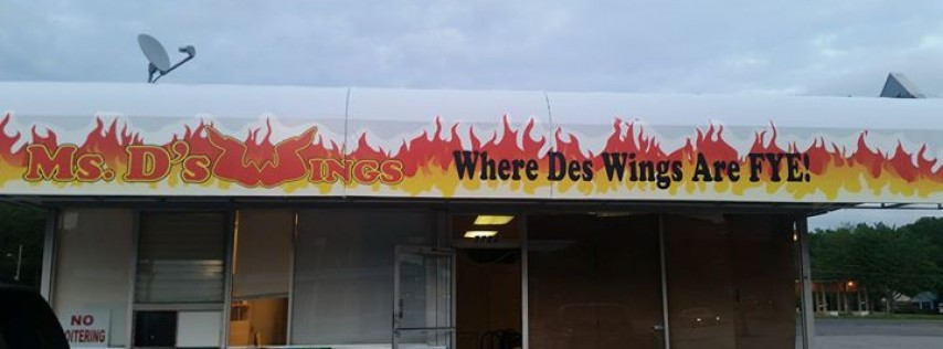 Ms. D's Wings Watkins St