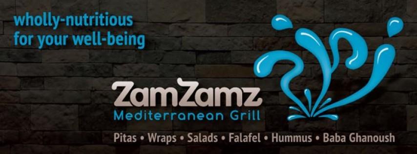 Zam Zamz Mediterranean Grill