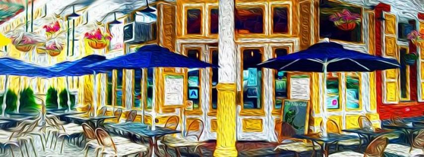 The Paris Cafe