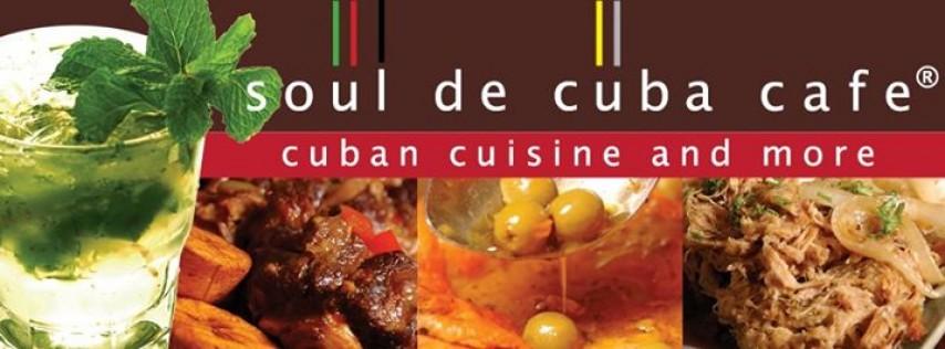 Soul de Cuba Cafe - New Haven