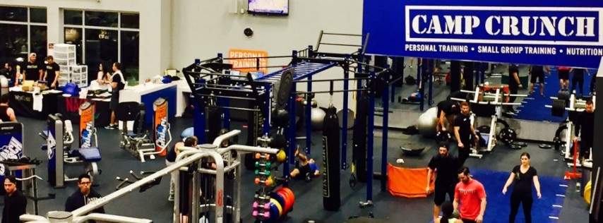 Crunch Fitness in South Tampa