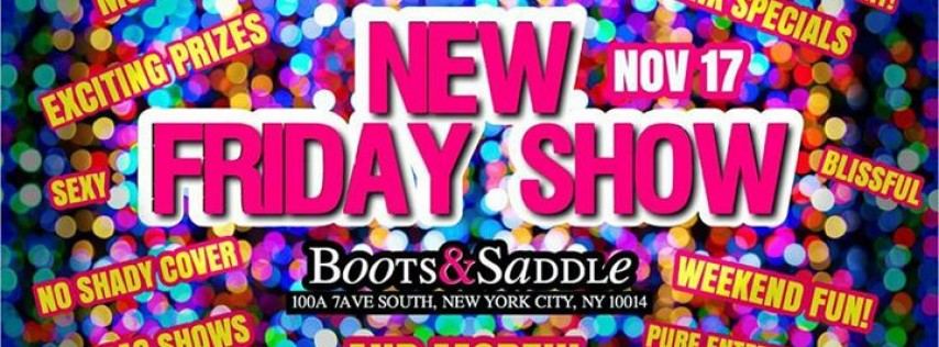 Boots And Saddle Drag Lounge