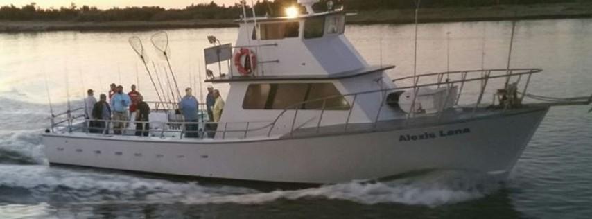 Alexis Lana Fishing Charters