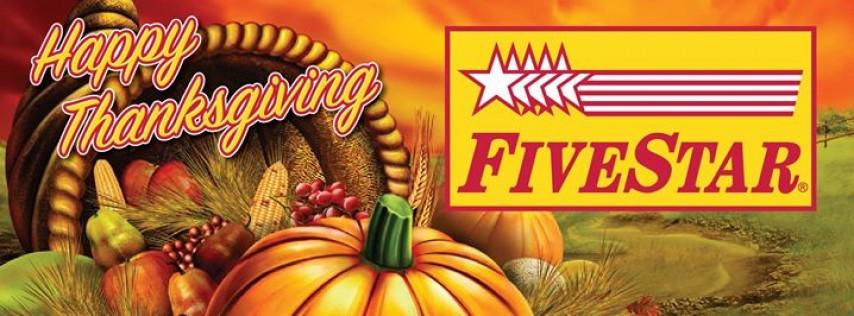 Five Star Food Mart