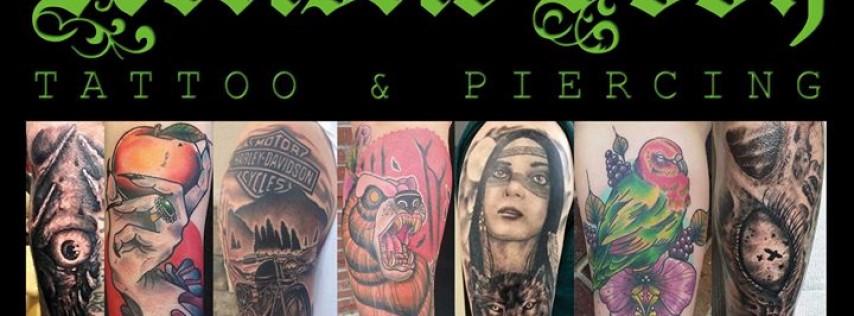 Artistic Body Tattoo Bardstown