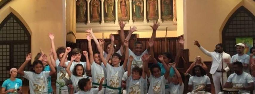 Project Capoeira- Ascab Philadelphia and Mestre Doutor.