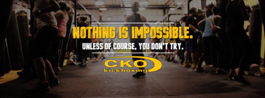 CKO Kickboxing Center City