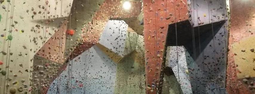 Go Vertical Indoor Rock Climbing Gym