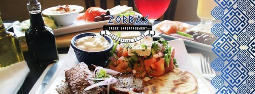 Zorbas Greek Buffet