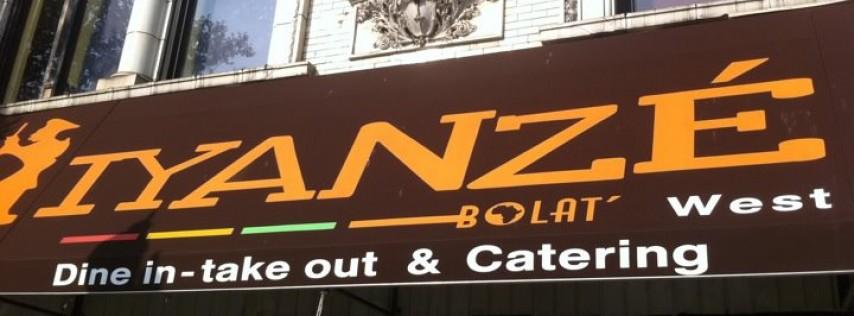Iyanze African Cuisine & Bar