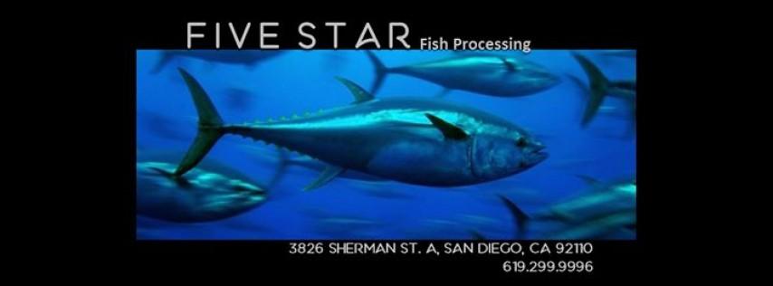 Five Star Fish Processing