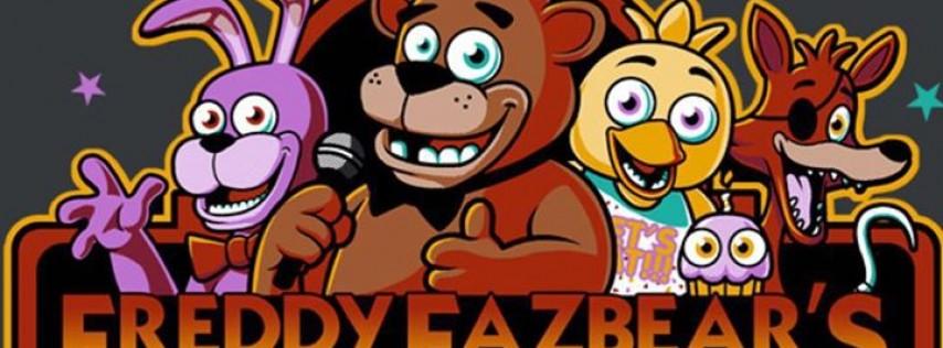 Freddie Fazbear pizza