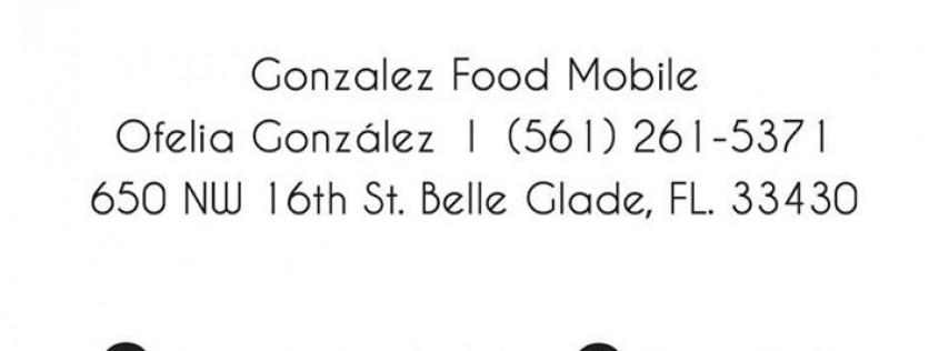 González Food Mobile