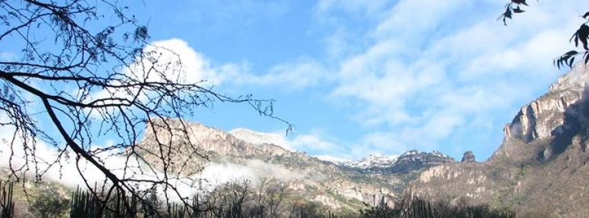 Entre Amigos - in the Copper Canyon