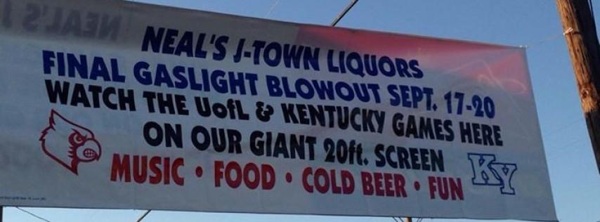 Neal's J-town Liquors