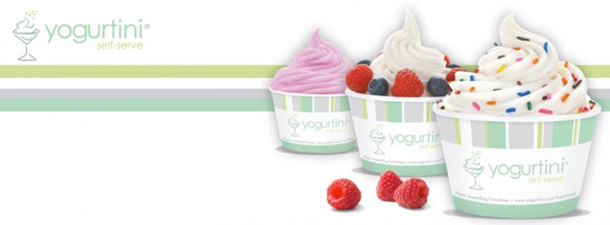 Yogurtini Zona Rosa