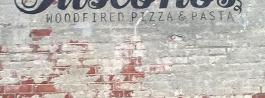 Tuscono's wood fired pizza and pasta