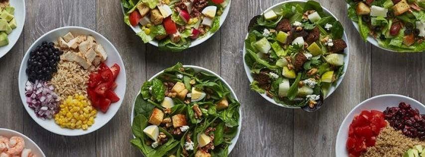Giardino Gourmet Salads Nashville