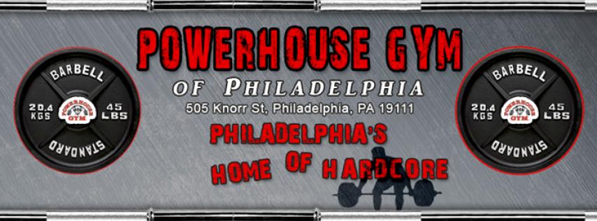 Powerhouse Gym Philadelphia