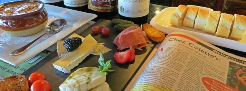Chez Colette's french bistro