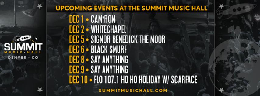 Summit Music Hall