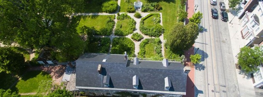 Wyck historic house garden and farm travel - Atlanta farm and garden by owner ...