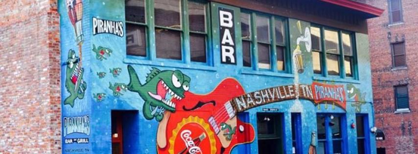 Piranhas Nashville