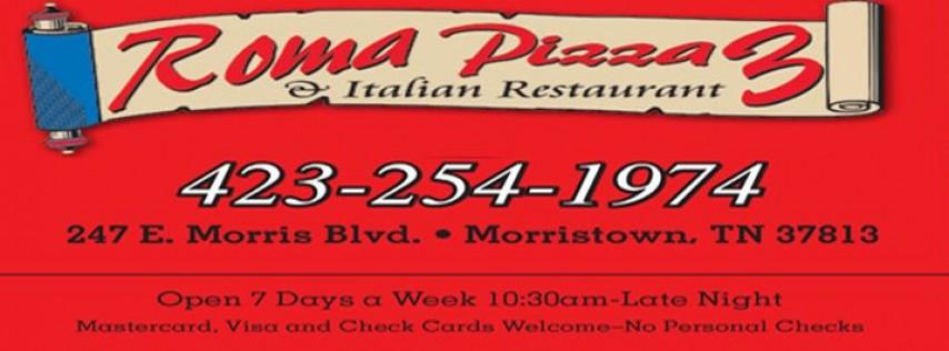 Roma Pizza & Italian Restaurant 3