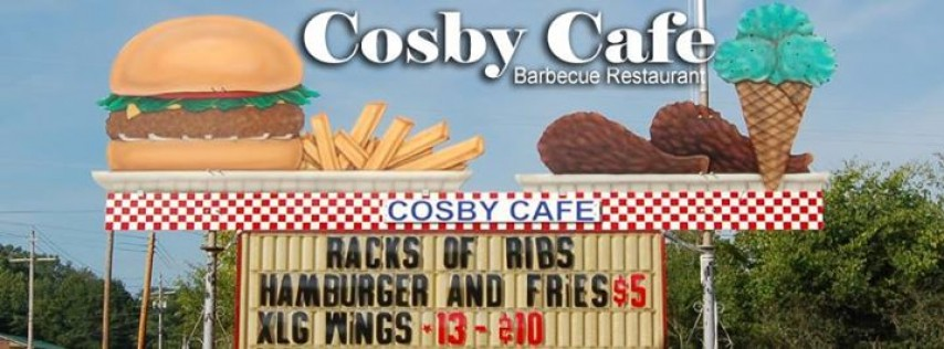Cosby Cafe