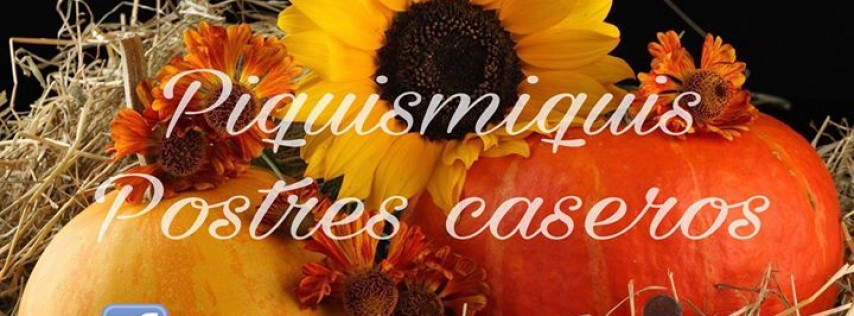 Piquismiquis-homemade dessert's