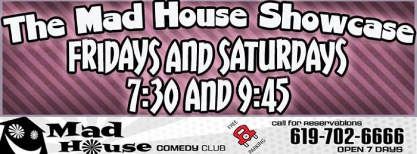 The World Famous Mad House Comedy Club