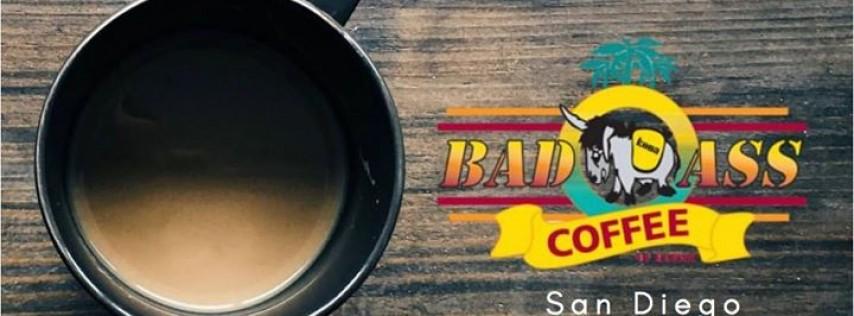 Bad Ass Coffee Company San Diego