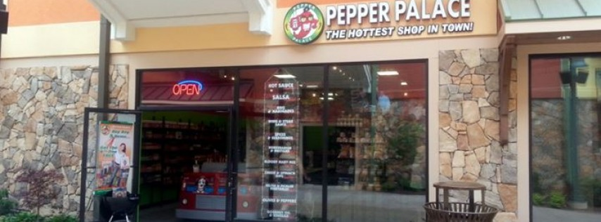 Pepper Palace Pigeon Forge