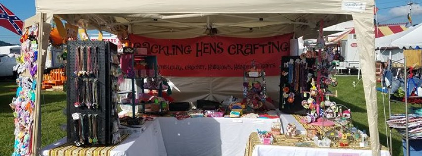 Cackling Hens Crafting