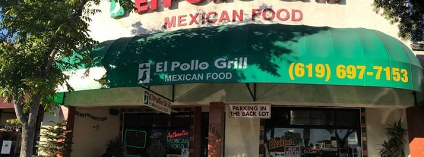El Pollo Grill- Lemon Grove