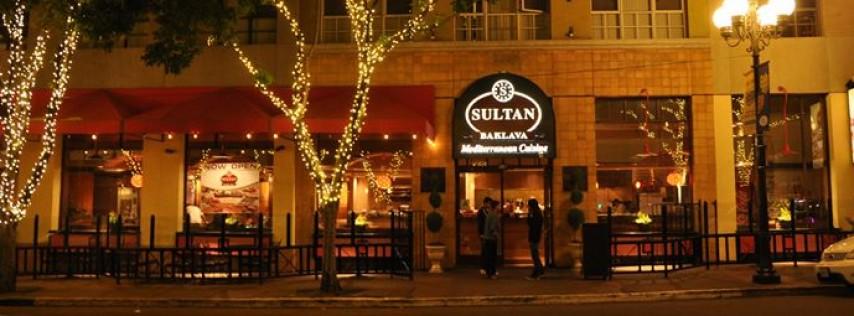 Sultan Baklava - Mediterranean Cuisine - San Diego Turkish Restaurant