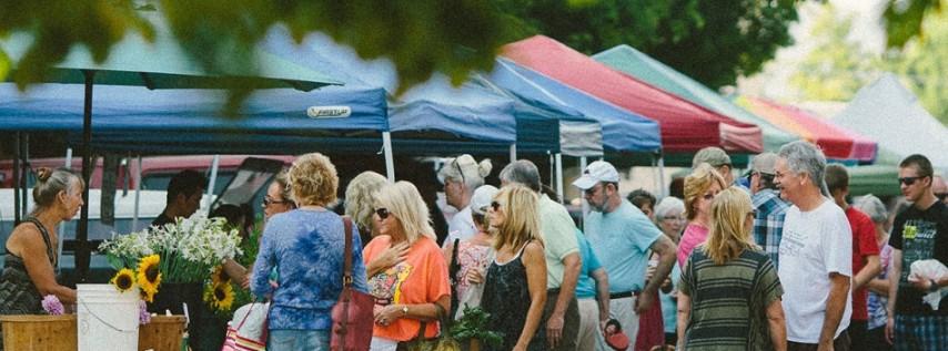 Second Saturday Arts & Farmers Market