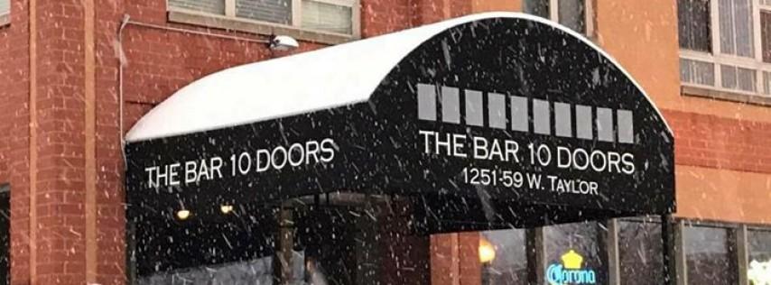 The bar 10 DOORS
