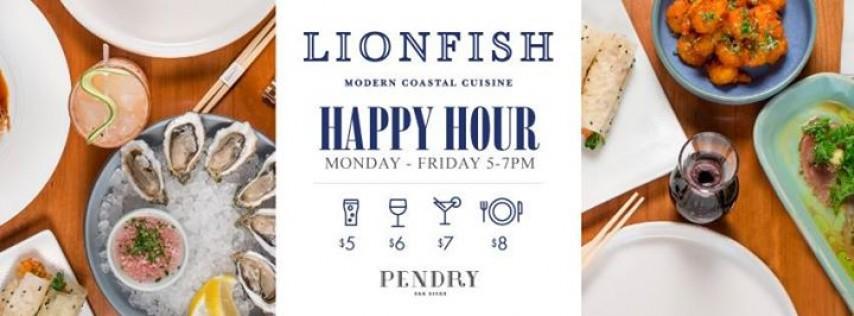 Lionfish Modern Coastal Cuisine