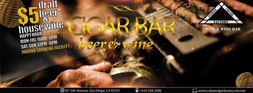 Cuban Cigar Factory and Wine Bar - Experience the Tradition
