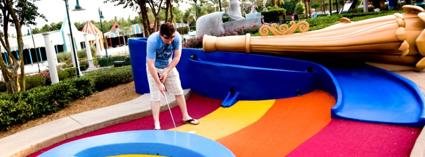 Fantasia Gardens And Fairways Miniature Golf Travel Recreation Disney World Lake Buena Vista