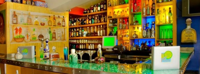 The Lime Tequila Bar
