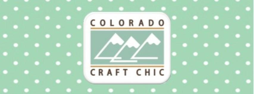 Colorado Craft Chic