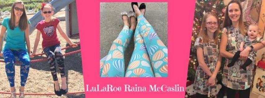 Lularoe Raina McCaslin