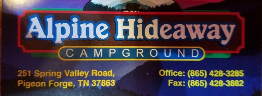 Alpine Hideaway Campground