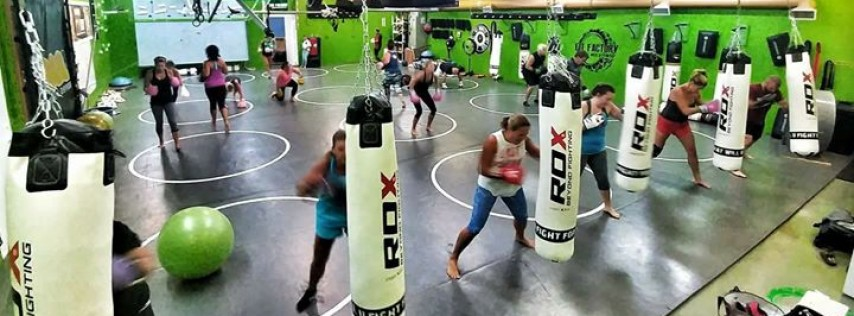 Fit Factory Family Martial Arts and Fitness
