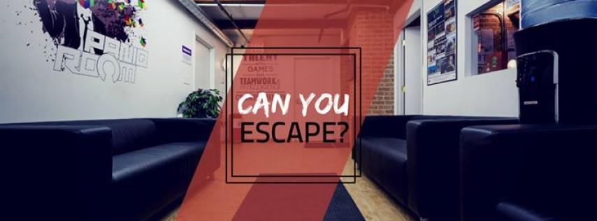 Paniq Escape Room Chicago
