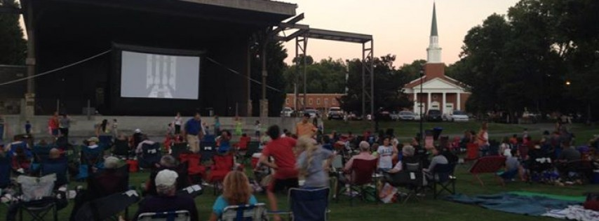 City of Maryville - Theater in the Park