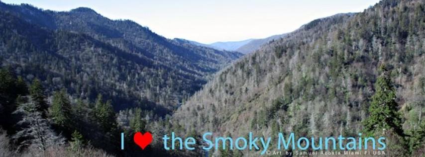 Morton Overlook, Smoky Mountains