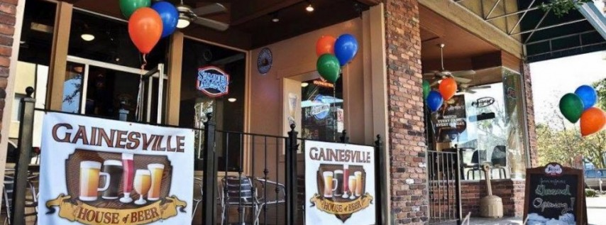 Gainesville House Of Beer
